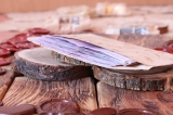 Конверт для гривень Гроші